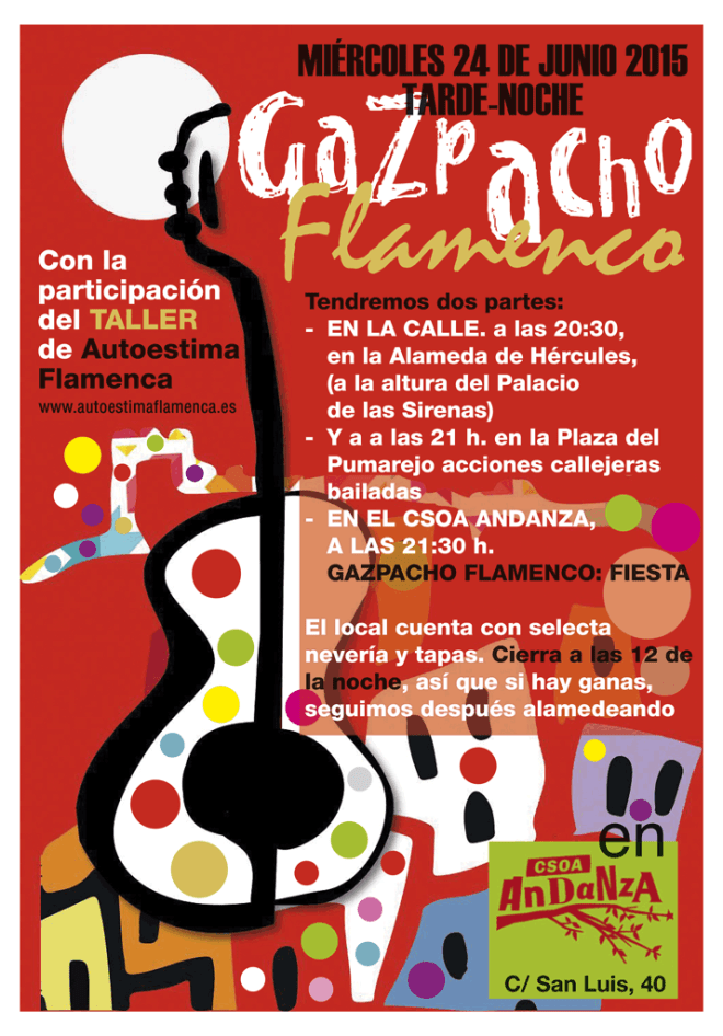 Cartel-Gazpacho-flamenco