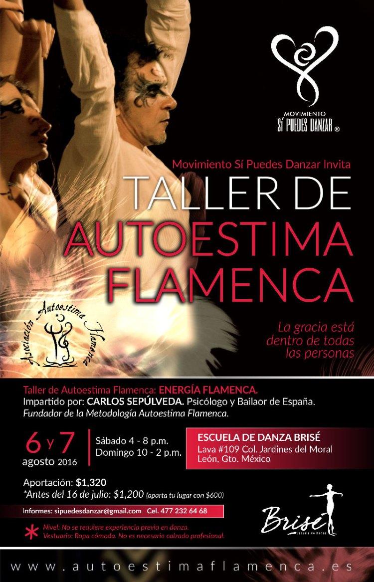 Autoestima Flamenca México 2016_Brise