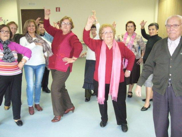 Flamenco para personas mayores