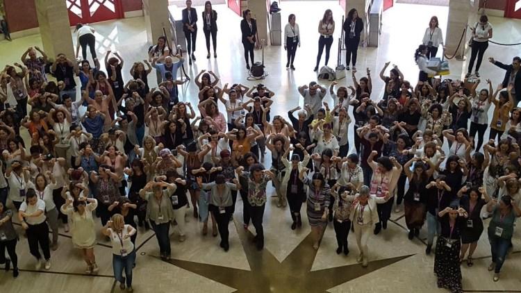 Taller Autoestima Flamenca 8º Congreso Violencia de Genero