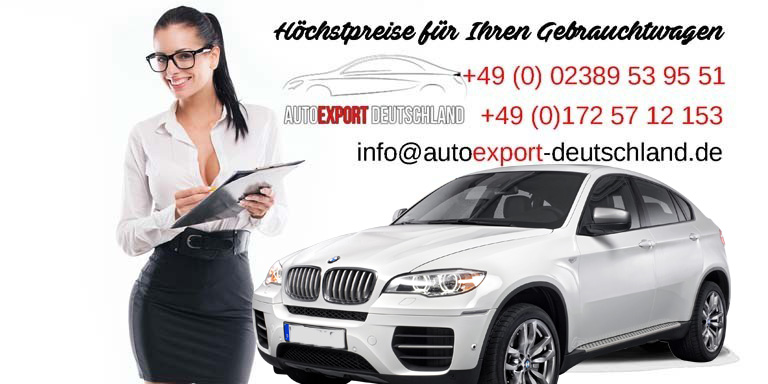 Autoexport Brilon