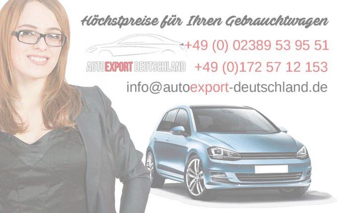 Autoexport Frankfurt