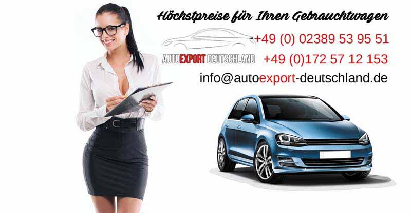Autoexport Muenchen