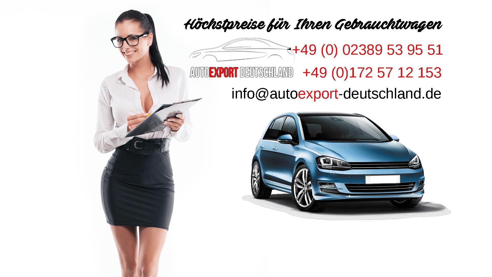 Auto verkaufen Unna