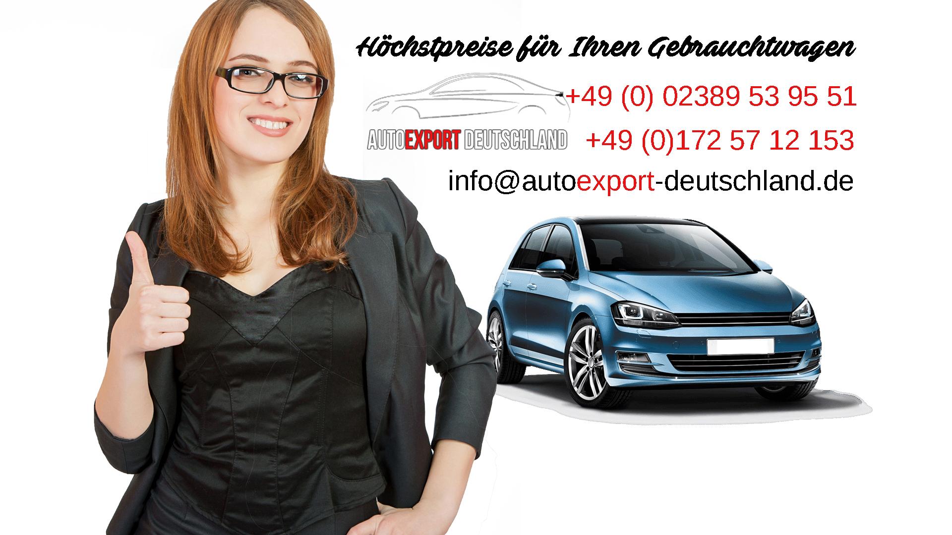 Autoexport Nürburg – Gebrauchtwagen Ankauf