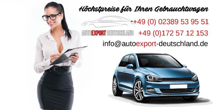 Autoexport Meinerzhagen