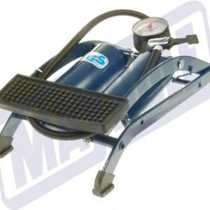 double foot pump