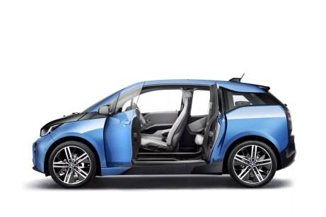 BMW i3 jetzt mit erhöhter Reichweite