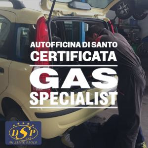 officina certificata gas specialist