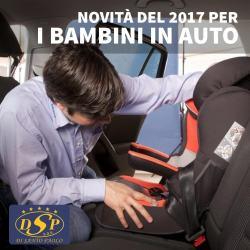 bambini in auto 2017 - Autofficina Di Santo, San Salvo