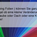 Car Wrapping Folien kaufen