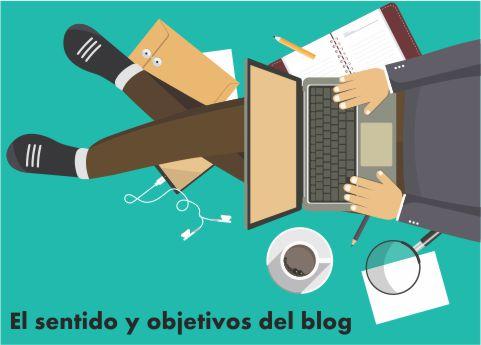 El sentido y objetivos del blog - Autoformación y empoderamiento