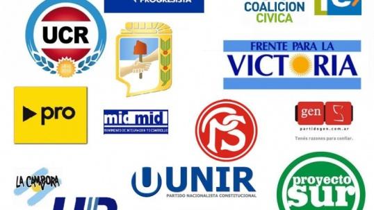 Resultado de imagen para los partidos politicos en la argentina