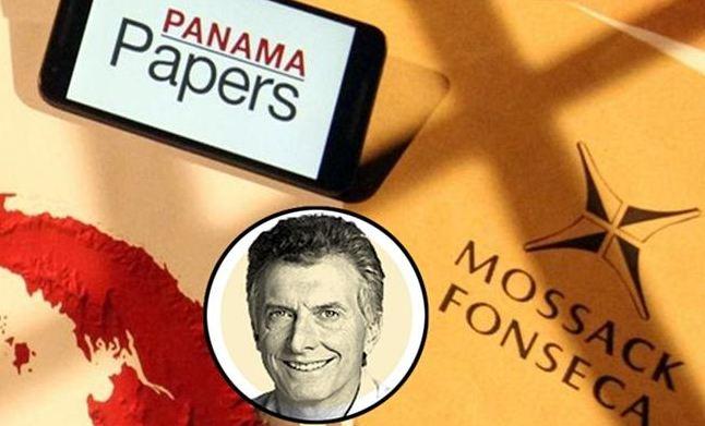 Resultado de imagen para panama papers macri