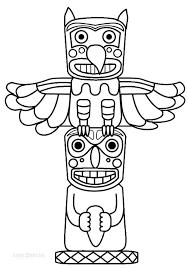 Resultado de imagen para totem dibujo