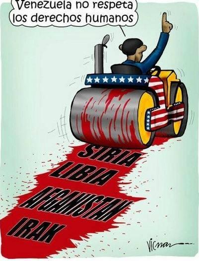 Resultado de imagen para democracias tuteladas por los estados unidos