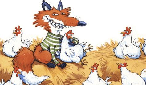 Resultado de imagen para la libertad del zorro en el gallinero