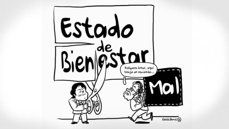 Resultado de imagen para consecuencias del Estado neoliberal en la argentina