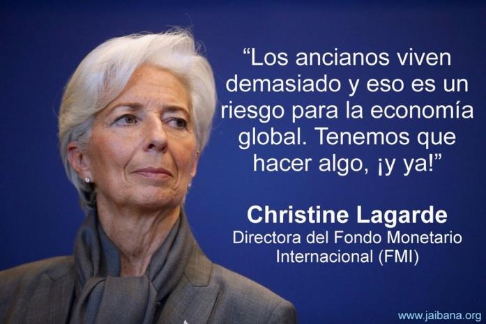 "Eduardo Feinmann on Twitter: ""Christine Lagarde deja el FMI para ..."