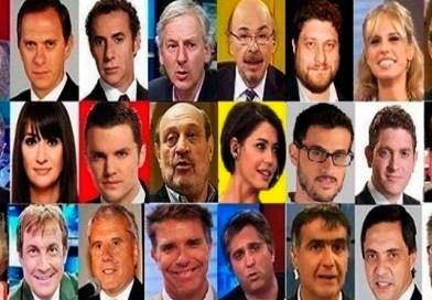 Manifiesto popular en repudio de los comunicadores de la oligarquía