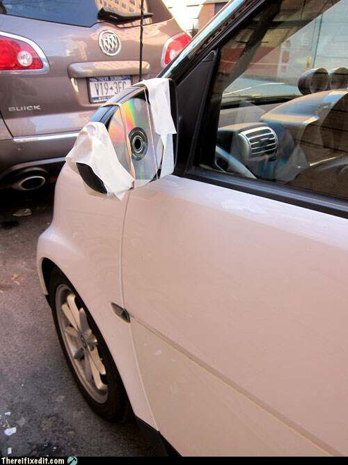 Espejo CD