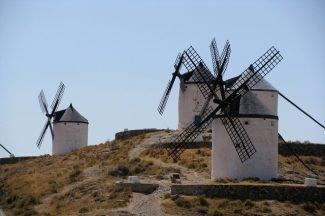 Alquiler de coche en Castilla La Mancha