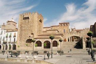 Alquiler de coche en Extremadura