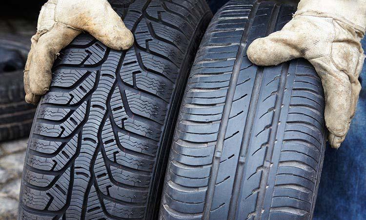 Neumáticos cristalizados: ¡No pierdas agarre!