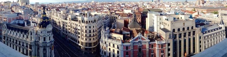 Coches de alquiler en Madrid