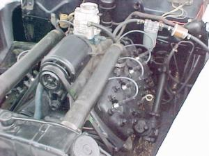 Oldtimer gallery Cars 1933 Ford V8 40 and Ford 46