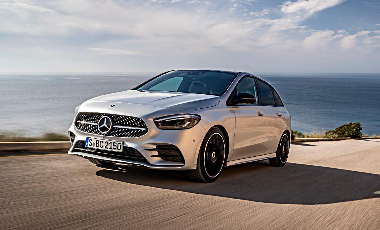 Mercedes B Klasse Wer A Sagt Kann Auch B Sagen