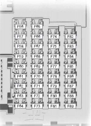 Ford Escape (from 2012)  fuse box diagram  Auto Genius