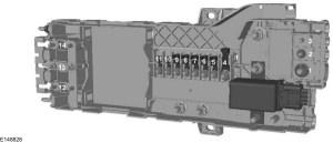 Ford Transit mk8 (from 2015)  fuse box diagram (EU version)  Auto Genius