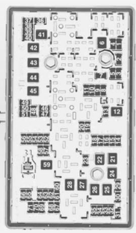 Opel Insignia (2014  2015)  fuse box diagram  Auto Genius