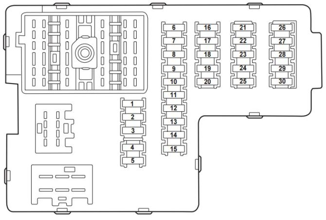 04 mountaineer fuse box  wiring diagrams database lush