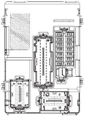 Alfa Romeo MiTo (2008  2013)  fuse box diagram  Auto Genius