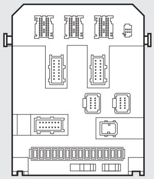 Fiat Scudo mk2 (2006  2016)  fuse box diagram  Auto Genius