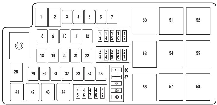 Mercury milan revision fuse box power distribition box?resize\=730%2C355 2010 ford crown victoria fuse box diagram nemetas aufgegabelt info