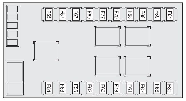 alfa romeo brera 2005  2010  fuse box diagram  auto genius