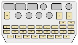 94 Toyota Previa Engine Diagram  Wiring Diagram