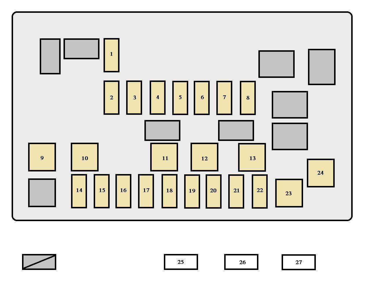 Tc Fuse Diagram Detailed Wiring Diagrams 2007 Vw Gli Scion Honda Fuses