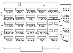 1995 Gmc Safari Wiring Diagram  Wiring Diagram Pictures