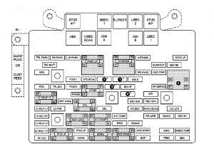 GMC Sierra mk1 (2003  2004)  fuse box diagram  Auto Genius