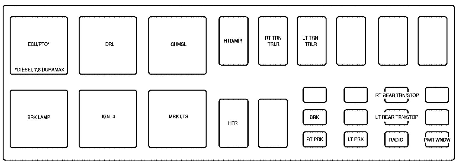 dodge avenger 2008 fuse box diagram