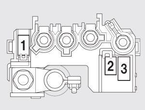 Honda Fit (2013  2014)  fuse box diagram  Auto Genius