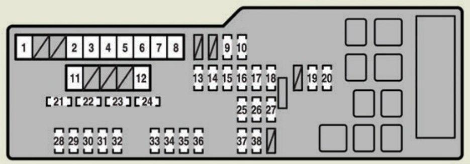 2007 lexus is 350 fuse box diagram diagram schematics lexus es300 fuse panel diagram lexus es350 fuse box wiring diagram bots 2003 lexus es300 fuse box diagram 2007 lexus es