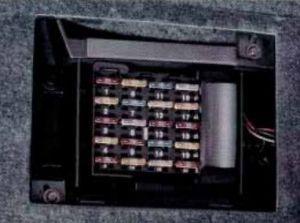 Buick Riviera (1993)  fuse box diagram  Auto Genius