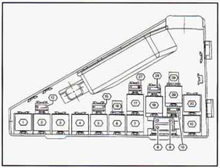 Diagram 1997 Cadillac Catera Engine Diagram Louis Anderson