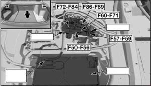 BMW 6 Series (E63, E64) (2004  2010)  fuse box diagram  Auto Genius
