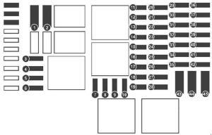 Fiat Talento (2016  2018)  fuse box diagram  Auto Genius